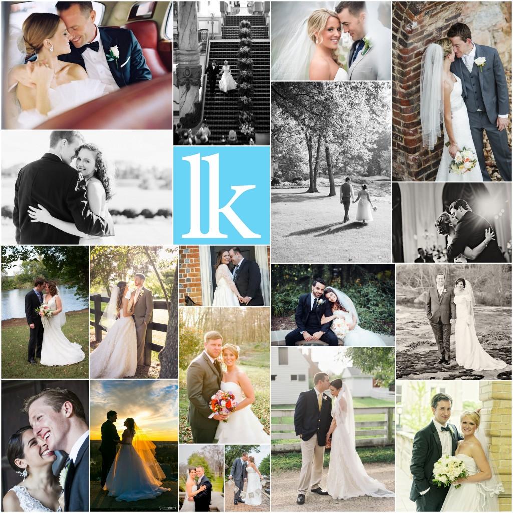 2014 Wedding Collage