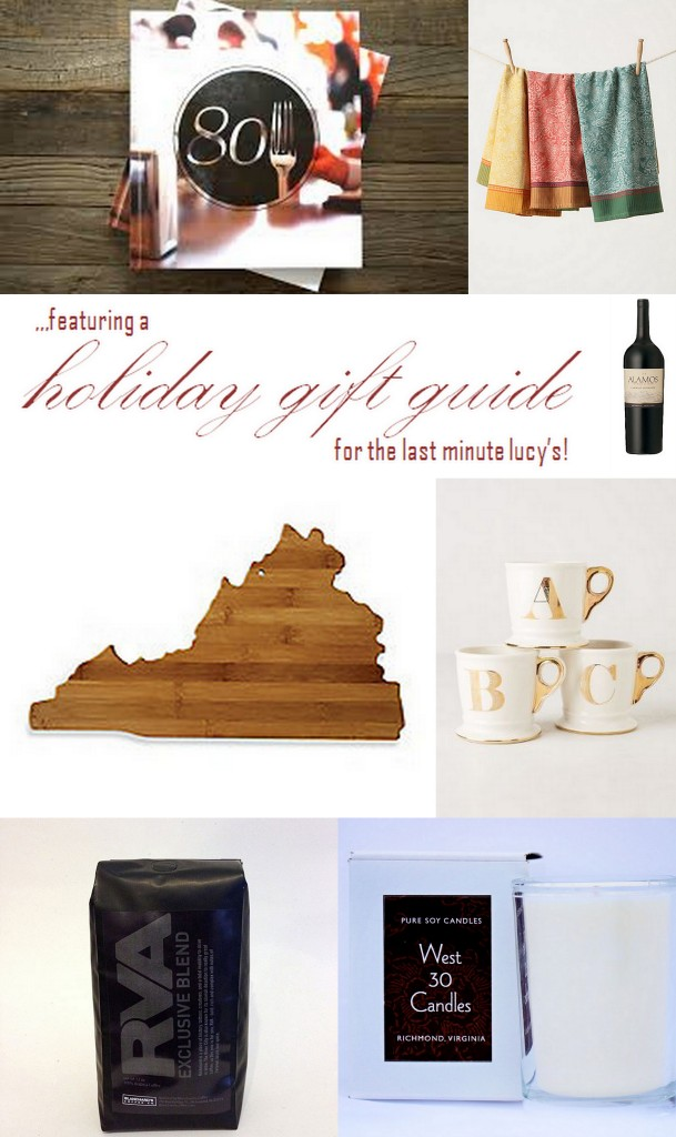 giftguide collage