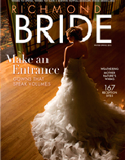 Richmond Bride Magazine Wedding Planner